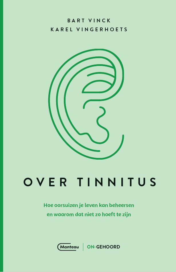 OVER TINNITUS boek cover